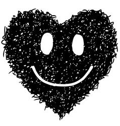 Smile face 1 vector