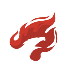 phoenix vector image vector image