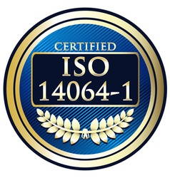 ISO 140641 vector image