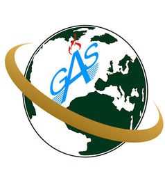 Icon gas industry 1 vector image vector image