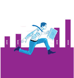 business-man vector image vector image