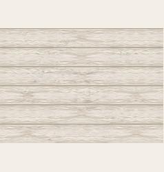 Seamless texture of wooden siding vector
