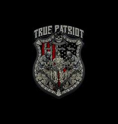 True patriot vector