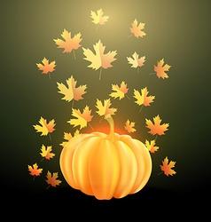 Stylish halloween design vector