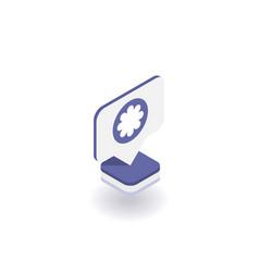 asterisk icon symbol vector image