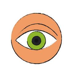 Eye icon image vector