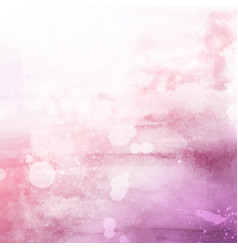 Pink watercolour texture background vector