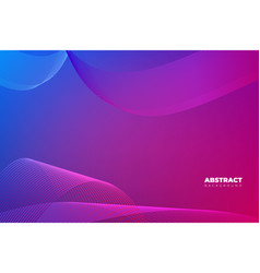 purple abstract background with modern style vector image