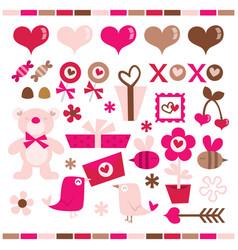 retro bee mine valentine clip arts vector image