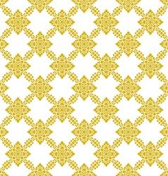 Thai Pattern vector image
