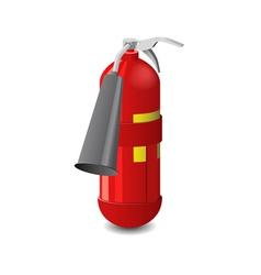extinguisher vector image vector image