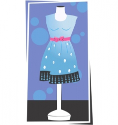 Clothing vector