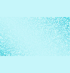 light blue dotted and gradiented background vector image
