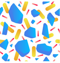 Abstract dynamic pattern vector