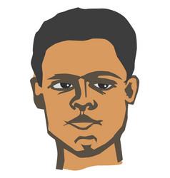 Muhammad ali famous boxer vector