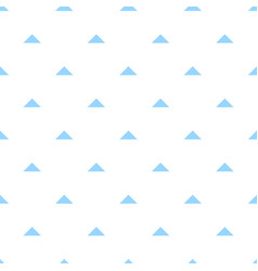 Simple triangles fabric texture pattern vector