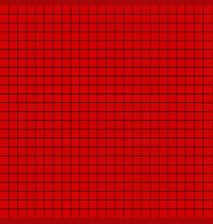 Tartan plaid pattern scottish cage vector