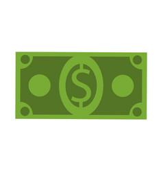money bill symbol vector image