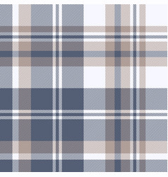 Plaid pattern summer background vector