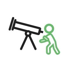 Adjusting Telescope vector