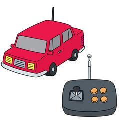 Set of remote control car vector
