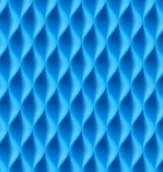 Vertical wavy seamless pattern vector image