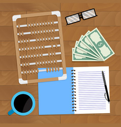 Annual planning budget vector
