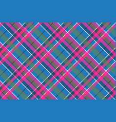 blue pink pixels pattern seamless fabric texture vector image
