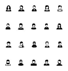 Profession Avatar Icon 1 vector