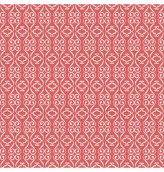 seamless swirl ornament vector image
