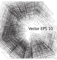 geometrical shape vector image
