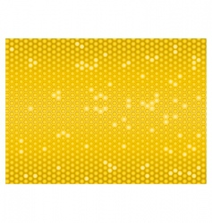 Cells of a honeycomb seamless vector