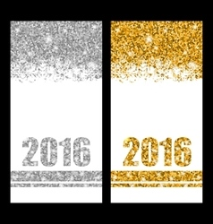 for Happy New Year 2016 vector image