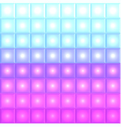 Background of multicolored blocks with sparks vector