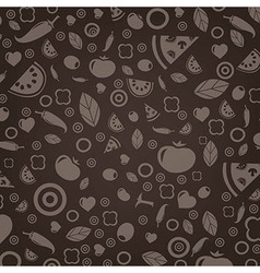 Restaurant And Cafe Menu Design vector image vector image
