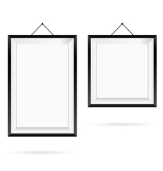 Picture frame two vector