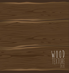 wooden texture brown vector image
