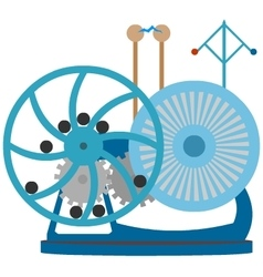 Perpetual Motion Machine fantasy steampunk device vector
