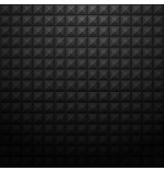 Carbon metallic pattern background texture vector image