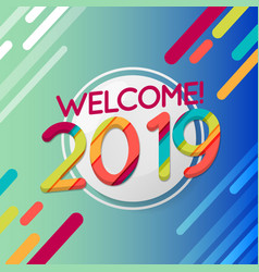 New-year-2019-2 vector