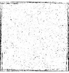 Gunge Frame Texture vector image vector image