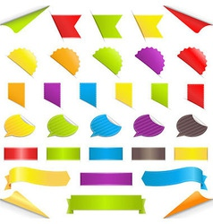 Stickers Pack vector image vector image