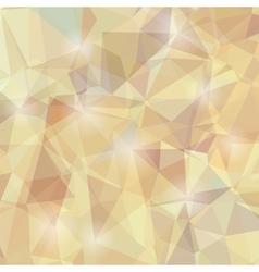 Abstract Dark Polygonal Background vector