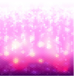 abstract magenta geometric background vector image