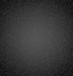 Dark canvas doted texture vector image vector image