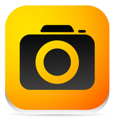 Camera photo camera icon vector