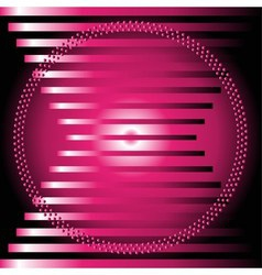 Purple stripe circle Background vector