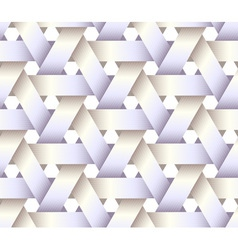 White Plastic Basketwork vector