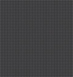 Carbon Metallic Texture vector image vector image