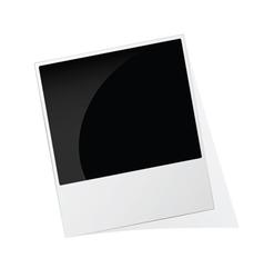 Frame polaroid vector
